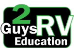 2 Guys RV Education logo
